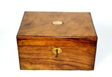 Antique Victorian Rosewood Writing Slope Stationery Box - FREE Shipping [PL4907]