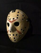 Freddy Vs Jason Voorhees Hockey Mask Friday 13th Costume Us Seller Fast Shipping