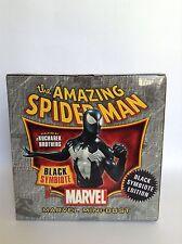 Bowen Designs ~ BLACK SYMBIOTE EDITION SPIDER-MAN Mini Bust Statue  Venom NEW