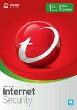 Trend Micro Antivirus Maximum Internet Security PC/MAC/MOBILE (1 Devices-1 Year)