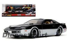 Jada 1:24 Hollywood Rides Knight Rider K.A.R.R. Pontiac Trans AM 31115 Diecast