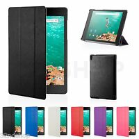 NEW Smart Stand Ultra Slim Hard Back Case Cover for Google Nexus 9