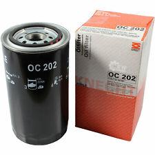 Original MAHLE / KNECHT Ölfilter OC 202 Oil Filter