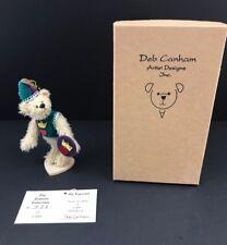 Deb Canham Camelot Collection Sir Lancelot Bear 577/2500 Limited Edition Teddy