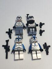 lego star wars clone trooper minifigures lot
