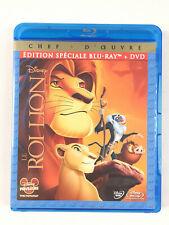 Le Roi Lion Blu ray + DVD / Edition Spéciale Walt Disney