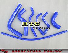 Silicone Radiator Heater Hose for 86-95 SUZUKI SAMURAI 1986 1987 1988 1989 Blue