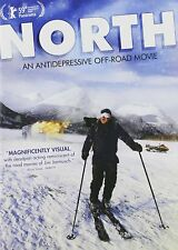 NEW DVD - NORTH  AN ANTIDEPRESSIVE OFF ROAD MOVIE - ANDERS BAASMO CHRISTIANSEN