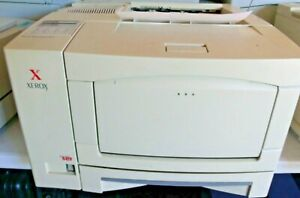 Xerox Docuprint N17 Monochrome Laser Printer w/power cord & toner 40K pages