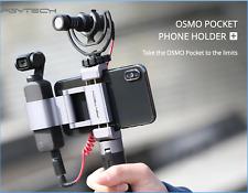 DJI  Osmo Pocket Handheld 3 Axis Gimbal Stabilizer Tripod Phone Mount Aluminum