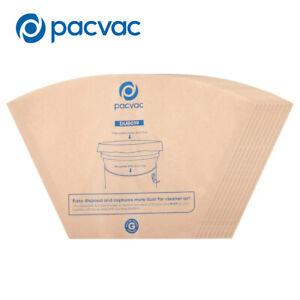 Pacvac Superpro 700 Genuine Vacuum Disposable Paper Bags