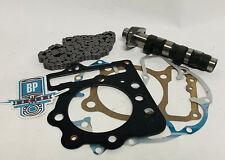 TRX400EX TRX 400EX 400X Stage 1 Performance Camshaft Cam Timing Chain Gaskets