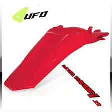 PARAFANGO POSTERIORE UFO PLAST HONDA CRF 250 14-17 450 13-16 ROSSO REAR FENDER