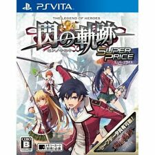 NEW SEALED The Legend of Hero Legend of Flash - Super Price - PS Vita