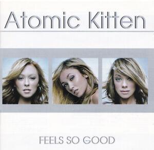 ATOMIC KITTEN Feels So Good EU Press Innocent Virgin 7243 5433722 2002 CD