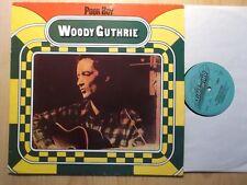 WOODY GUTHRIE LP: POOR BOY (D;Time Wind 50015)