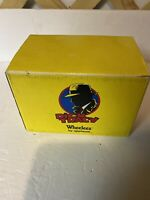 Dick Tracy Wheelees by Applause Cup Mug in Original Box NEW Collectible Black