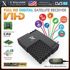 X2 V1 Mini HD DVB-S2 (FTA) with IPTV & PVR Hybrid Satellite Receiver (NEW)