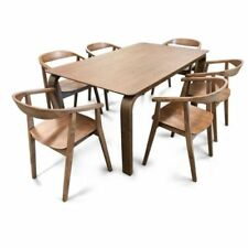 Round Scandinavian Dining Furniture Sets