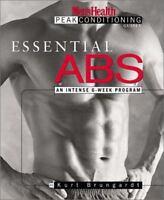 Essential Abs : An Intense 6-Week Program Paperback Kurt Brungardt