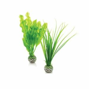 BIORB EASY SMALL GREEN PLANT AQUATIC ARTIFICIAL AQUARIUM DECORATION FISH TANK