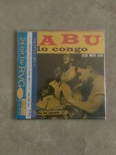Sabu Martinez Palo Congo JAPAN MINI LP CD SEALED