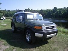 Toyota: FJ Cruiser Base Sport Utility 4-Door