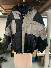 Vintage Ski Doo Snowmobile Jacket Coat Large Read Description