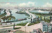 NEWARK NJ – Branch Brook Park Branchbrook - 1910