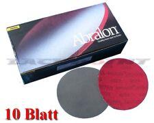 10 bl. Mirka abralon 150mm Mousse disques abrasifs P3000 peinture auto lackpoint