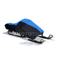 Storage Snowmobile Cover for POLARIS 550 INDY Adventure 155 2015-2020 2021