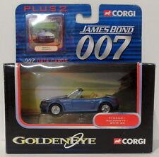 Corgi James Bond 007 Model Appx 9cm TY95501 - BMW Z3 - Goldeneye