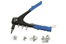Laser 0979 Threaded Nut Riveter Rivet Gun Rivnut Insert Tool + 40 Rivets M3-M6
