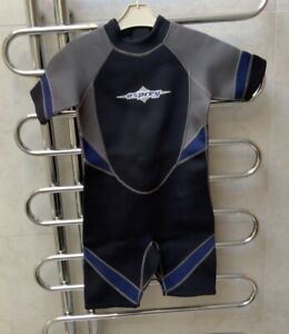 Childs Osprey Wetsuit - Age 10-12 - Back zip Fastener With Cord
