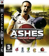 Ashes Cricket 2009 [PlayStation 3 PS3, Region Free, Sports Action Game] NEW