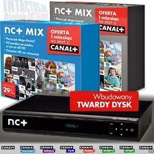 NC + ncplus prepagata: HDTV Twin Sat nrec 250gb receiver + Canal + 1 mese GRATIS!