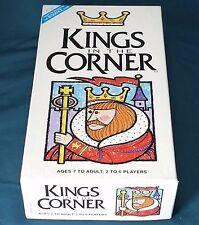 KING IN THE CORNER Game by Jax Ltd Vintage 1996