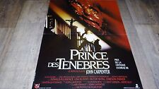 PRINCE DES TENEBRES ! john carpenter affiche cinema epouvante