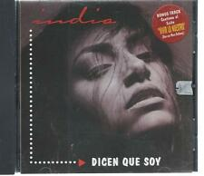 CD album - INDIA - DICEN QUE SOY  LATIN POP