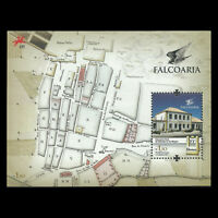 Portugal 2013 - Falconry Architecture s/s - Sc 3496 MNH
