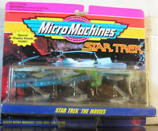 Micro Machines Star Trek The Movies Collection 2