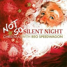 NEW Not So Silent Night: Christmas with REO Speedwagon (Audio CD)