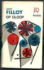 Juan Filloy Book Op Oloop 1º Ed 1967 Editor Paidos