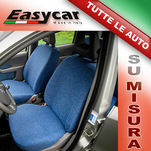 BMW X1 FODERE foderine coprisedili auto in cotone su misura EASYCAR