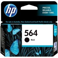 HP 564 Black Original Ink Cartridge - sealed Australian cartridge stock