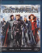 X-Men. Conflitto finale (2003) BLU-RAY