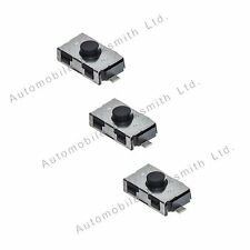 Juego de 3 micro interruptores táctiles para Mitsubishi Proton Fiat Remoto Clave Fob Reparación