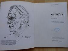 3 Zeichnungen von Alf Adolf RIETH Reutlingen Berlin Tübingen OTTO DIX 1966