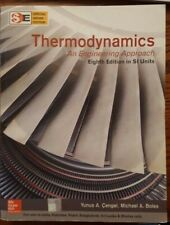Thermodynamics, an Engineering Approach, Eighth Edition