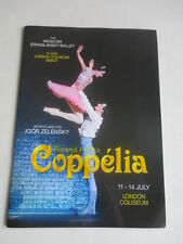 Programmes 2000 to Current Ballets Collectables
